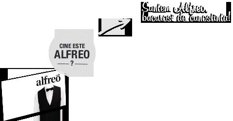 Cine este Alfreo